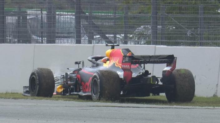 Ricciardo hit by engine failure despite fresh PU