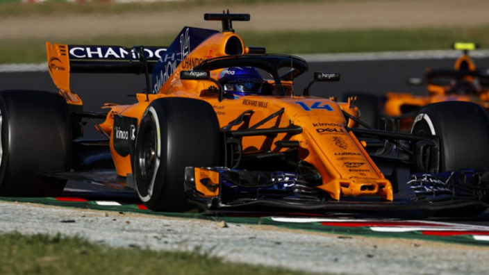 2019 McLaren car 'very different' to previous model
