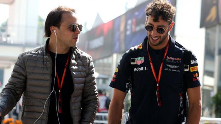 Massa over transfer Ricciardo: 'Hij twijfelt over Honda en is niet blij met Verstappen'
