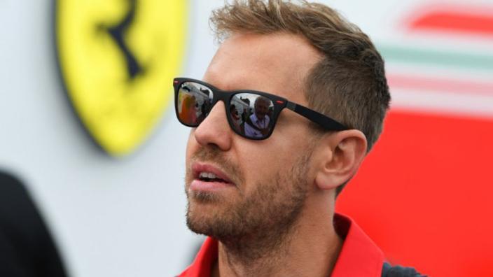 Vettel: 'Moeten laten zien dat deze vorm niet representatief is voor Ferrari'