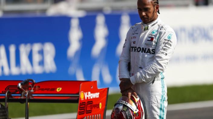 """""""Door deal Leclerc zal Hamilton niet meer naar Ferrari gaan"""""""