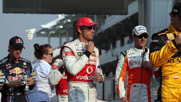 Why Button was shouted at over McLaren switch
