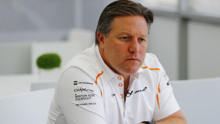 How Brown's McLaren dream became a nightmare
