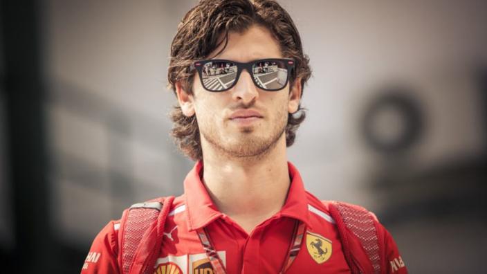 """Giovinazzi wil naar Formule 1: """"Ik ben geen simulatorcoureur, ik wacht nog een jaar"""""""