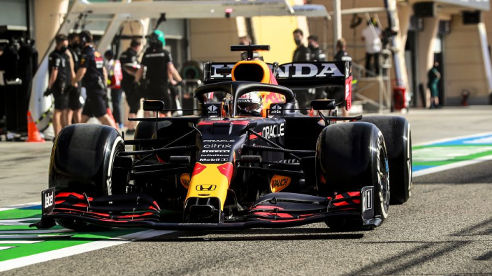 Verstappen clean sweep in Bahrain GP practice with Hamilton adrift