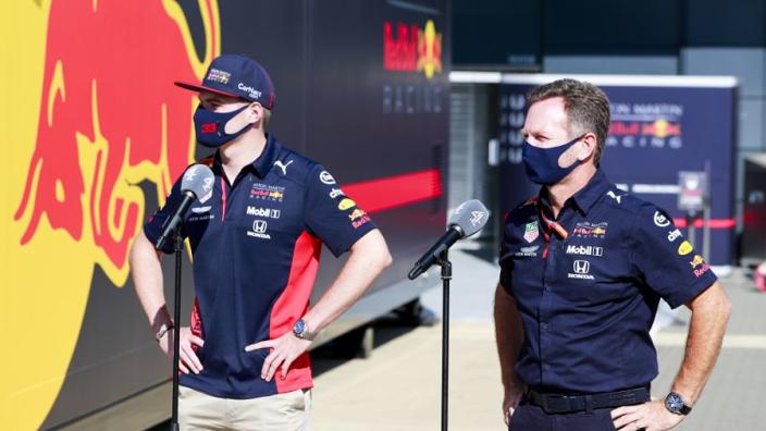 Horner defends Verstappen's foul-mouthed rant at Stroll