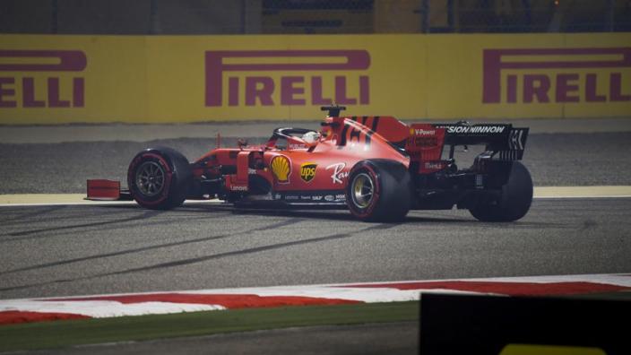 Ferrari boss defends Vettel following Bahrain GP error