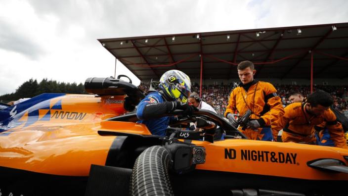 "Norris na uitvalbeurt in laatste ronde: ""Meest ongelukkige race uit loopbaan"""