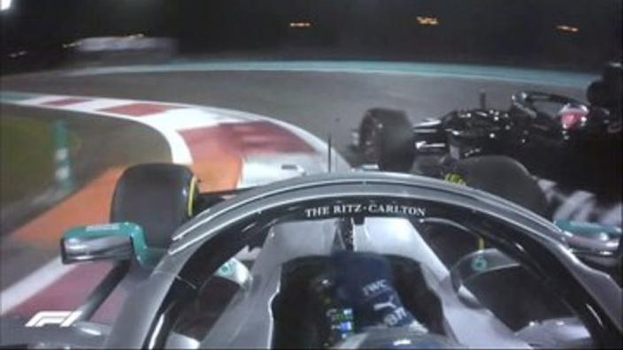 Bottas most to blame for Grosjean crash - Wolff