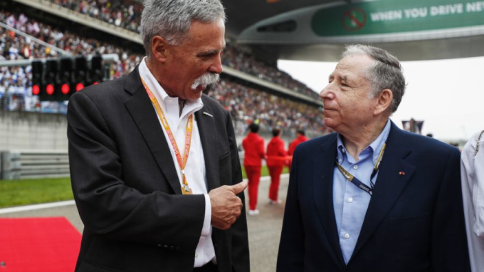 Why 2021 delay is positive for F1 - Todt