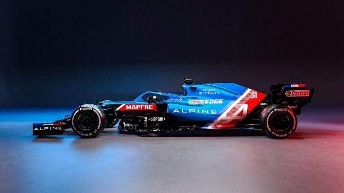 Alpine hoping to build upon Renault strengths in debut season