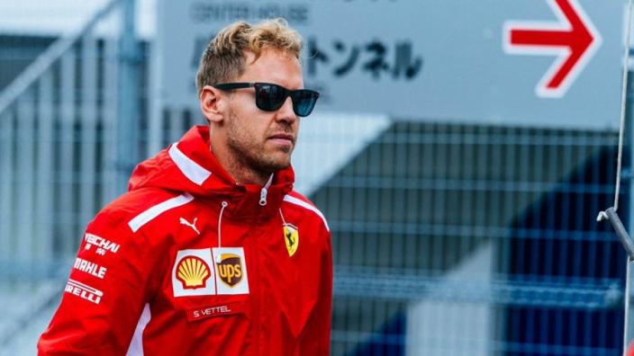 Vettel pinpoints Ferrari improvements since 2015