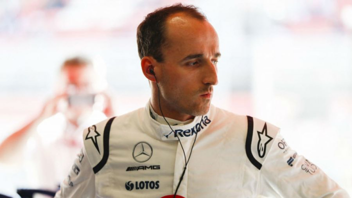 'Kubica set for Ferrari 2019 deal'