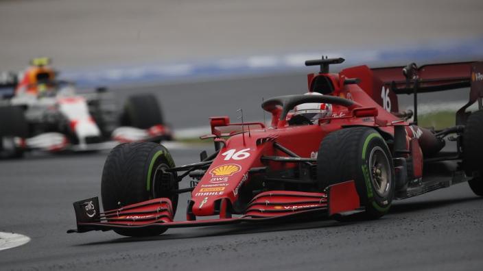 "Ferrari insist Leclerc tyre gamble was ""safe"""