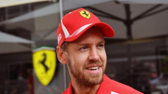 Sebastian Vettel: 'Records van Michael nog ver weg voor ons'