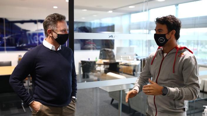 """Perez schaart zich achter Ricciardo: """"We moeten Cyril terughalen"""""""