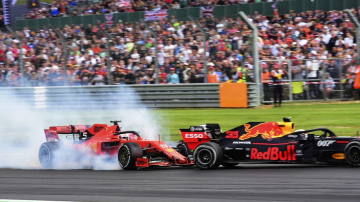 VIDEO: Alle crashes en fouten van Sebastian Vettel in 2019