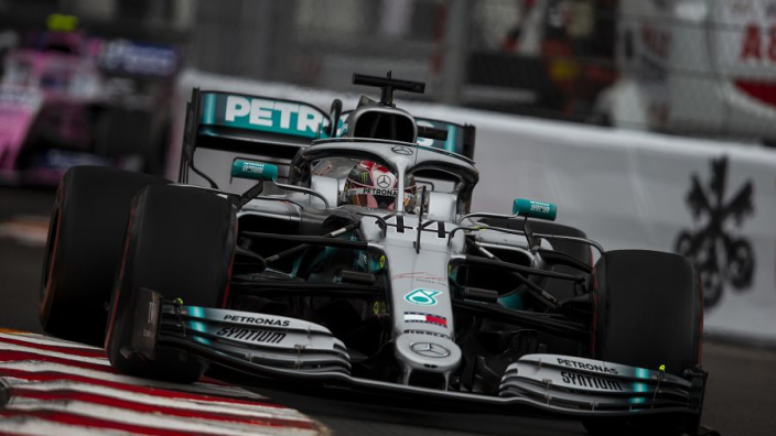Why Mercedes are 'impossible to beat' - Villeneuve