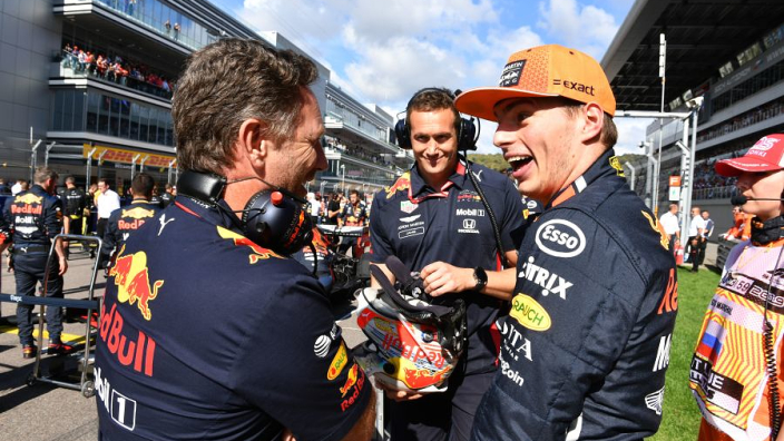 "Verstappen and Newey ""100%"" at Red Bull in 2021"