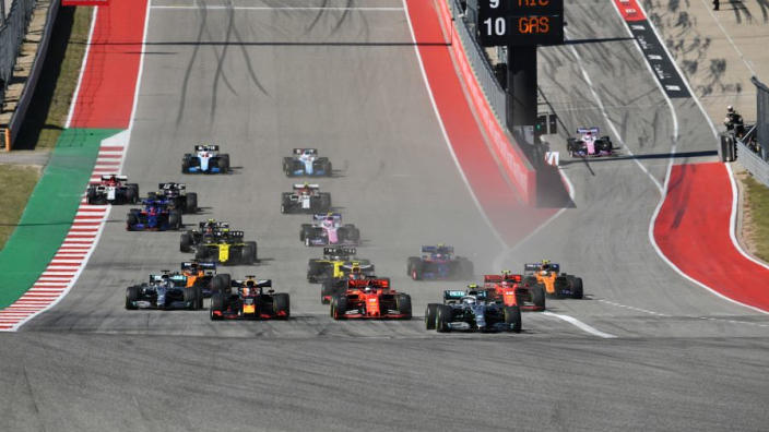 How F1 plans to co carbon neutral by 2030