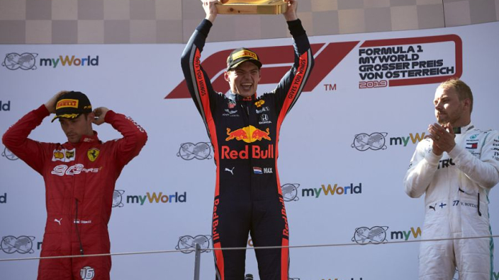Marko over tijdschema en andere details Grands Prix van Oostenrijk