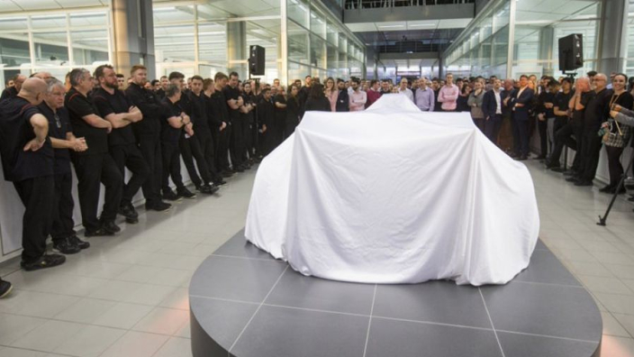LIVE! McLaren F1 2019 car launch
