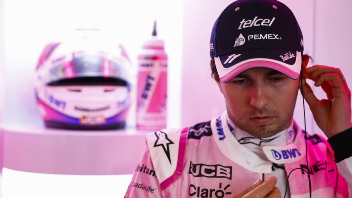 Perez tests positive for Covid-19; out of British Grand Prix