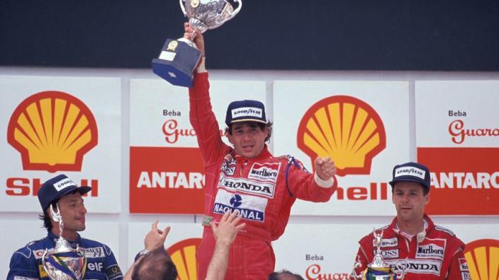 Formula 1 study ranks Senna ahead of Schumacher and Hamilton