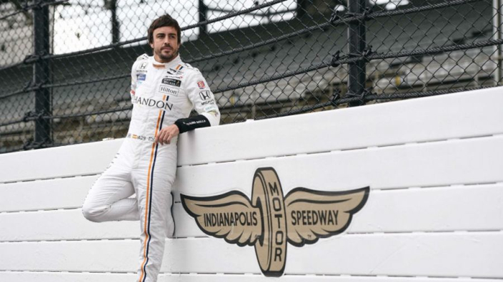 Alonso confirms Indy 500 return with McLaren