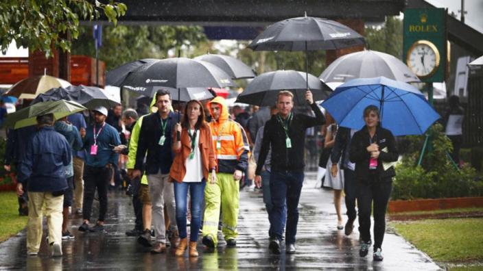 Weersvoorspelling Barcelona: mogelijk natte baan tijdens Grand Prix