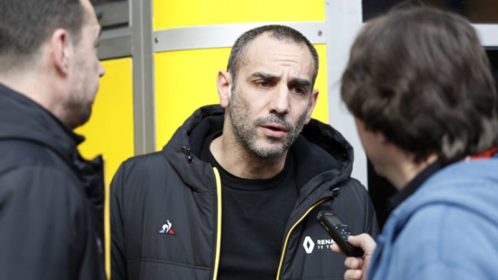 Renault as motivated as ever to improve for Spanish Grand Prix