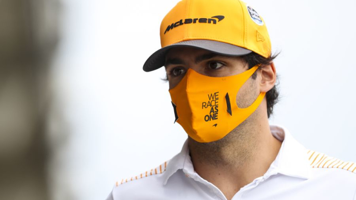 Fear factor missing in F1 as Sainz calls for the return of gravel