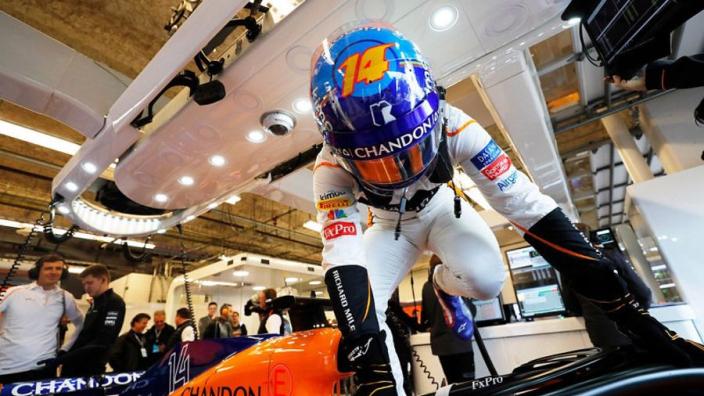 Alonso's Indy 500 return won't impact McLaren F1 team