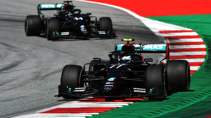 Mercedes feared Hamilton and Bottas wouldn't finish the race