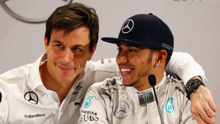 Wolff: 'Hamilton zal pas erkenning krijgen als hij is gestopt'