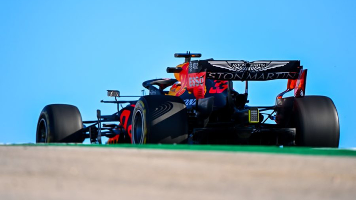 """Ice"" circuit left Verstappen confused by diminishing qualifying pace"