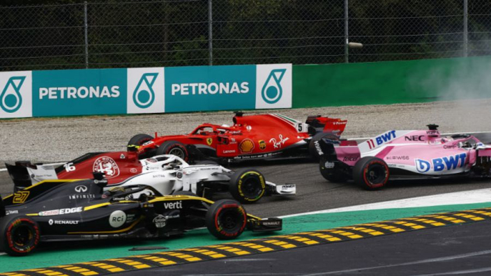 Vettel slams Ferrari and Raikkonen - I have to race three cars!