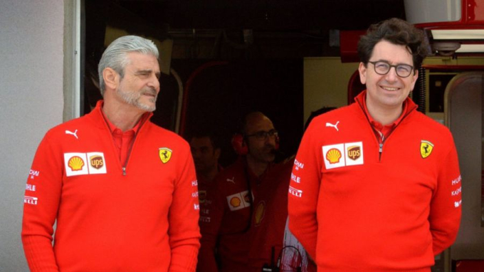 Arrivabene: Ferrari fall-out reports 'fake news'