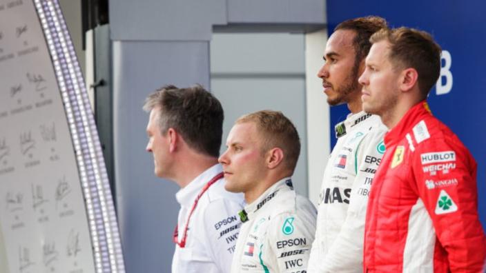 Vettel defends Mercedes team orders