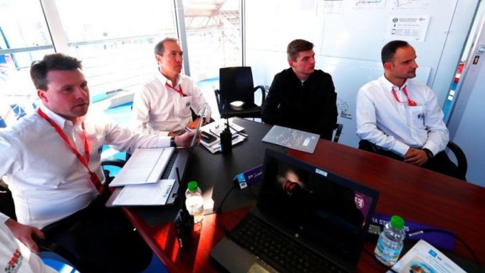 Formula E steward lifts lid on Verstappen's FIA punishment