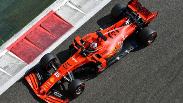 Verstappen pours doubt on Ferrari Abu Dhabi 'error'
