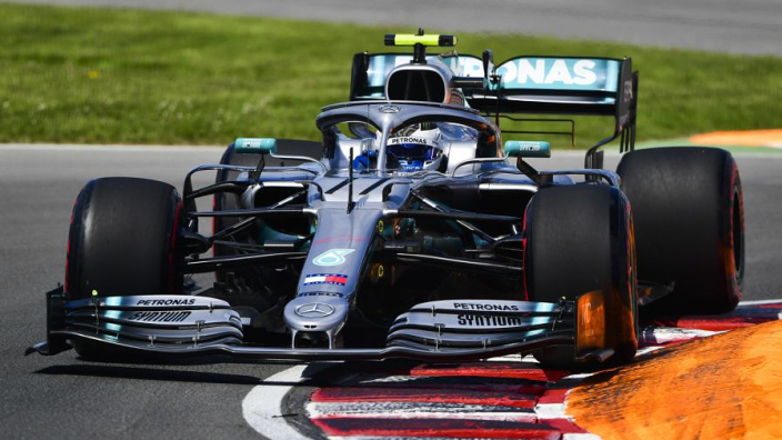 Bottas moins performant mais 'sans pression'