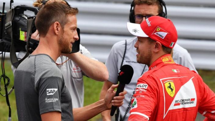 Button: 'Welk team wil Vettel nog hebben als Leclerc hem verslaat?'