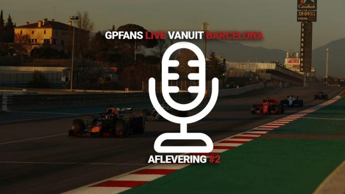 """PODCAST: """"Racing Point kan verrassen, motor schreeuwt werkelijk!"""""""