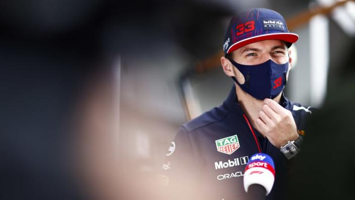 Verstappen: 'P2 was ook zonder gridstraf het maximale resultaat, we hebben niets verloren'