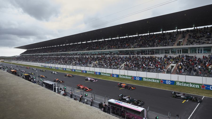 Amnesty International warns Formula 1