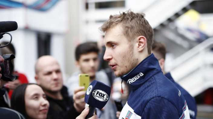 Sirotkin 'happy' with 2018 performances