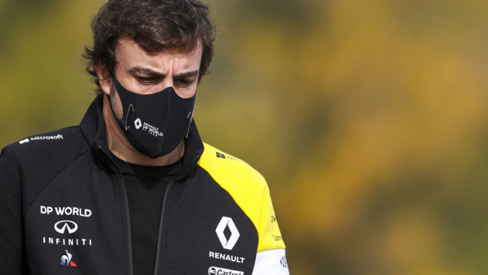 Racing Point to seek FIA clarification of Alonso 'young driver' test participation