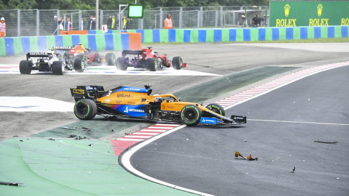 """McLaren vow to """"come back strong"""" after end to scoring streak"""