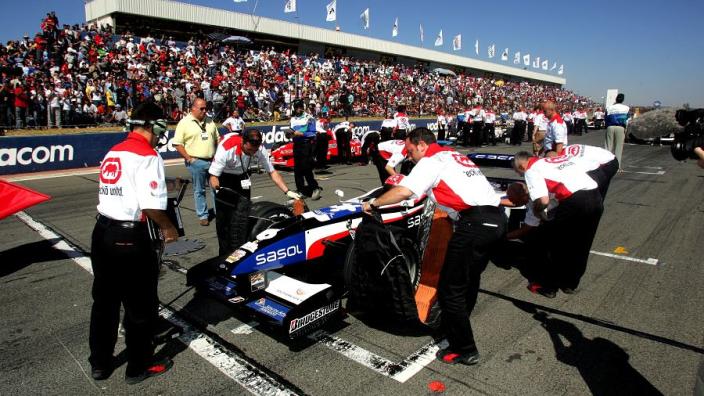 Formule 1 organiseert fan-festival in Zuid-Afrika